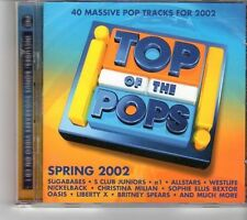 (FK121) Top Of The Pops, Spring 2002 - 2002 CD