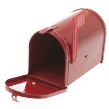 NEW Mini Red Tin Mail Box