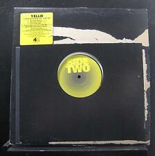 "Yello - Tremendous Pain 12"" Mint- PR12 607-1 Promo 1995 USA Vinyl Record"