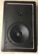 authentic KLIPSCH (R-1650-W) HIGH PERFORMANCE SPEAKER in-wall TESTED WORKS GREAT