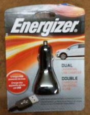 Energizer dual USB charger nip