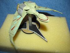 Star Trek the Next Generation Klingon Bird of Prey Figurine By Enesco - Detailed