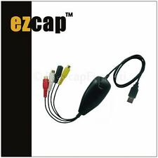 EzCAP172 USB VIDEO CAPTURE CARD - supersedes EzCAP170 - HD size video to YT