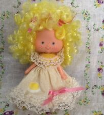 Vintage Brazilian Strawberry Shortcake Party Series Brazil Doll Quince