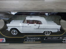 Motor Max 1/18 - Chevrolet Bel Air 1955 Soft Top