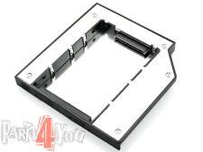 HD Caddy Festplattenrahmen zweite 2nd HDD IDE PATA SATA Lenovo 3000 n100 n200