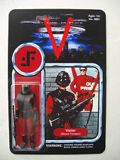 VISITOR SHOCK TROOPER CUSTOM FIGURE MOC V 'Visitor' Vintage Sci-fi TV SHOW