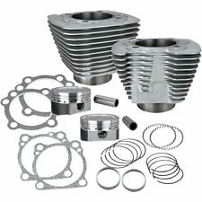 S&S Sportster 883 to 1200 Conversion Kit in Silver