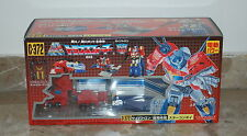 TRANSFORMERS REISSUE C-372 STAR CONVOY (W/HOT RODIMUS) TAKARA
