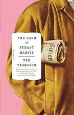 Ted Thompson - Land Of Steady Habits (2014) - Used - Trade Cloth (Hardcover