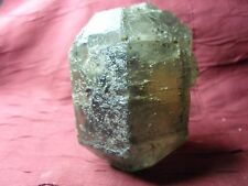 Rare Hanksite barrel crystal mud included, Searles Lake Ca. site locality h11105