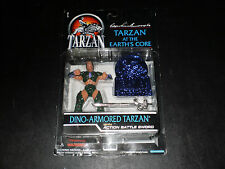 TARZAN AT EARTH'S CORE DINO-ARMORED TARZAN TRENDMASTERS 1995