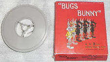 1 NASTRO SUPER 8 TECHNO FILM WARNER BROS CARTONI LOONEY TUNES CARTOON-BUGS BUNNY