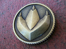 Legacy Dragon Power Coin Prop Ranger Cosplay 2013 Morpher Functional Weathered