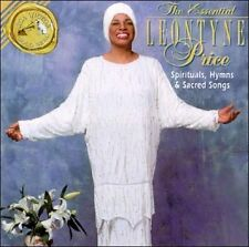 LEONTYNE PRICE - THE ESSENTIAL - SPIRITUALS -HYMNS & SACRED SONGS - NEW 2 CDS