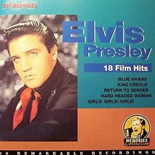 Elvis Presley 18 film hits [CD]