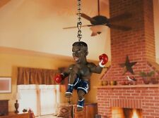 K1 Fighter Boxing Holland Remy Bonjasky Ceiling Fan Pull Light Lamp Chain K1319F