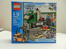 NEW LEGO City Cargo Truck with Forklift  # 60020 321 pcs Factory Sealed!