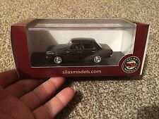 SILAS MODELS HILLMAN MINX HUNTER DARK BROWN   MINT BOXED RARE