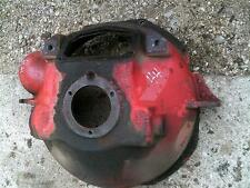 Massey Harris MH 44 Tractor rear engine motor cover panel mount