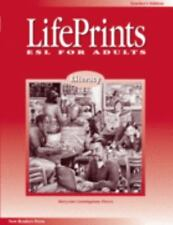 Lifeprints: Esl for Adults : Literacy-ExLibrary