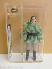 star wars VINTAGE PRINCESS LEIA combat poncho ACTION FIGURE original UKG not AFA
