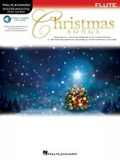 Christmas Songs for Flute Instrumental Play-Along Instrumental NEW 000146855