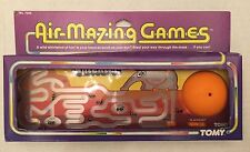 "1984 Tomy Air-Mazing Games Anteater NIB ""White Mountain Collection"" NOS Toy Game"