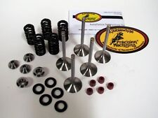 KibbleWhite White Diamond Valves with Spring Kit and Seals WR 450 YZ 450F 03-09
