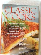 Cookery - Classic Cooks by some of the worlds top chefs and cookery writers