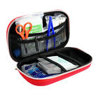 First Aid Kit Emergency Survival Medical Rescue Bag Treatment Case Home Outdoor
