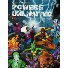 Heroes Unlimited RPG: Powers Unlimited 1 PAL 0521