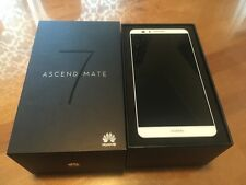 "Huawei Ascend Mate 7 Silver (FACTORY UNLOCKED) 16GB 4G LTE 6"" MT7-L09 2GB RAM"
