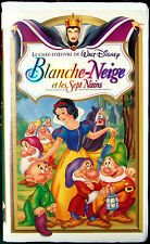 Blanche-Neige et les Sept Nains/FRENCH/collection le chef-d'œuvre/DISNEY VIDEO