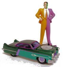 """Corgi Batman 1950 Two Tone Car And 4"""" Figure- 1:43 DC Comics US 77363 NIB NEW"""