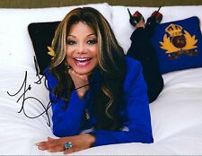 La Toya Jackson signed 8x10 photo - Photo & Video Proof - Michael Jackson