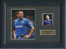 FRANK LAMPARD CHELSEA FC FRAMED 35MM FILM CELL GREAT GIFT