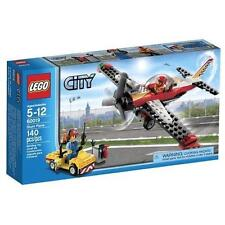 NEW LEGO City Stunt Plane 60019 140 pcs 2013 zf