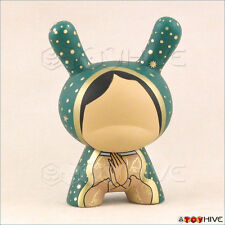 Kidrobot Dunny 2011 Azteca II 2 Virgin Mother figure by Miguel Garcia loose