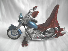 MARVEL SPIDERMAN CHOPPER / TOY BIZ / WITH LIGHTS AND SOUND