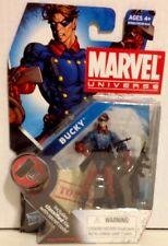 "Marvel Universe Figure Of MARVEL'S BUCKY Action Figure 3.75"""