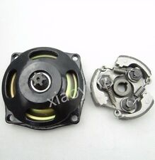 Spindle 6 Teeth Bell Housing Cover + Clutch 47 49cc Mini Moto Quad Pocket Bike