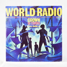 World Radio - Crown Of Thorns - Musica Disco In Vinile 30.5cm
