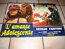 L'AMANTE ADOLESCENTE,ORNELLA MUTI,,FOTOBUSTA,SEXY