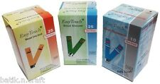 60 EasyTouch GCU Diabetic Test Strips for Blood Glucose, Cholesterol, Uric Acid