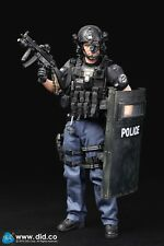 DID LOS ANGELES POLICE LAPD SWAT Point-Man Driver 1/6 Figure IN STOCK