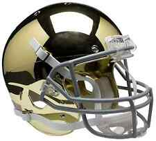 NOTRE DAME FIGHTING IRISH Schutt XP Full-Size REPLICA Football Helmet (CHROME)