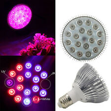 54W LED E27 Hydroponic Plant Grow Light Bulb Full Spectrum Indoor Growing Lamp