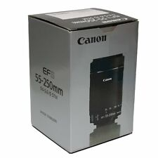 Canon EF-S 55-250mm f/4-5.6 IS STM Lens 55-250 for T3i T4i T5i 700D 70D 7D New