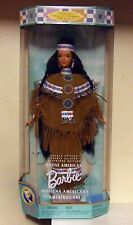 Native American  BARBIE  - 4th Edition American Indian